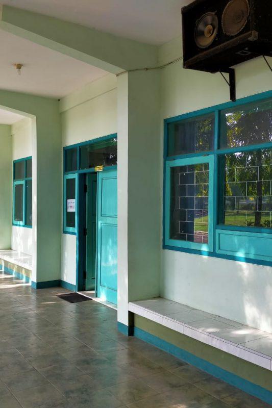 SMA taruna gedung